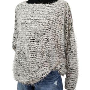 Jones New York XL knit fuzzy sweater